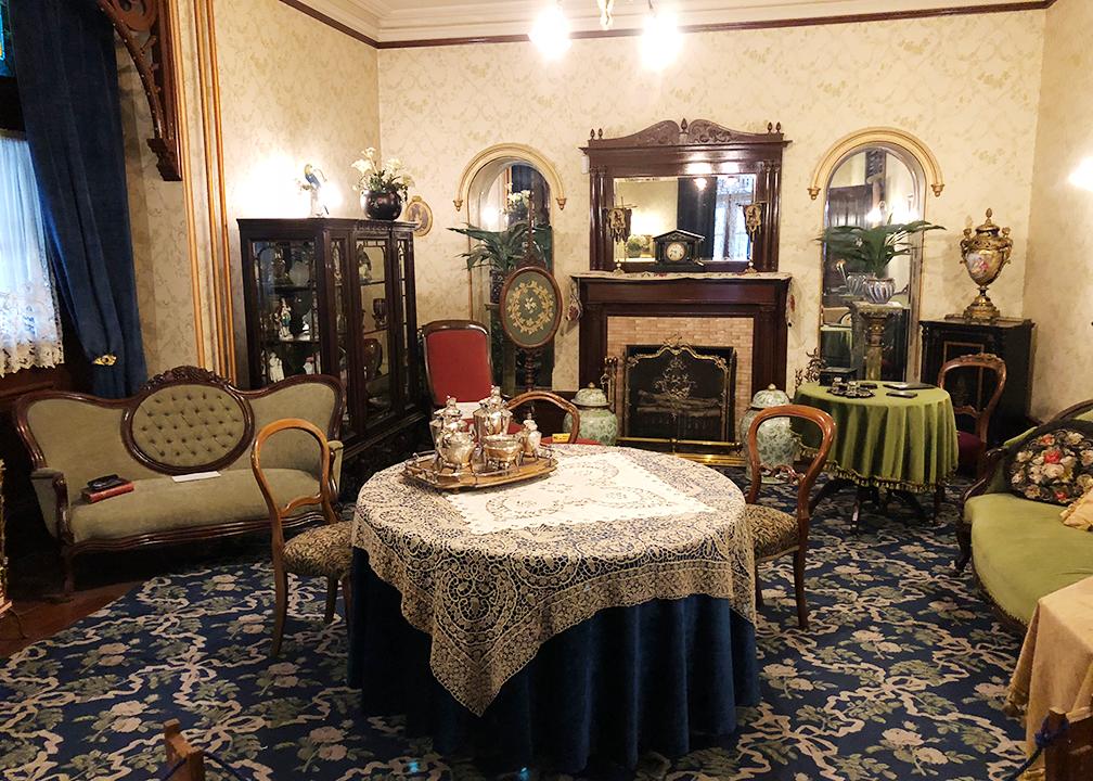 Dalnavert Museum, Historic Site, Ancient, Classic Interior