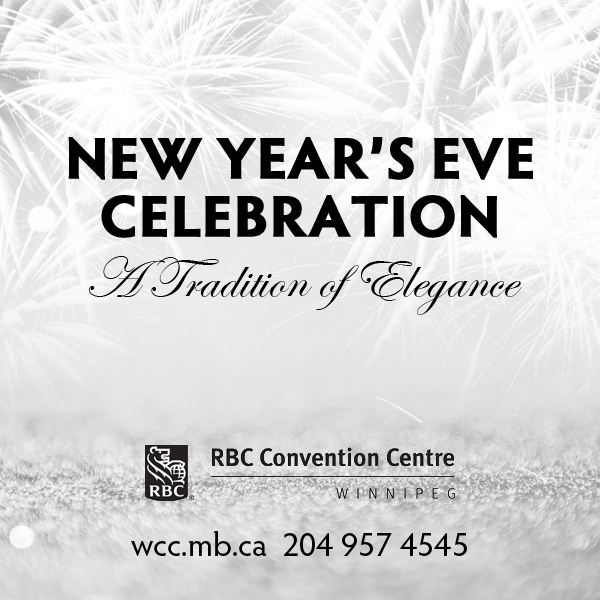 New Year's Eve at the RBC Convention Centre, Celebration, Downtown Winnipeg