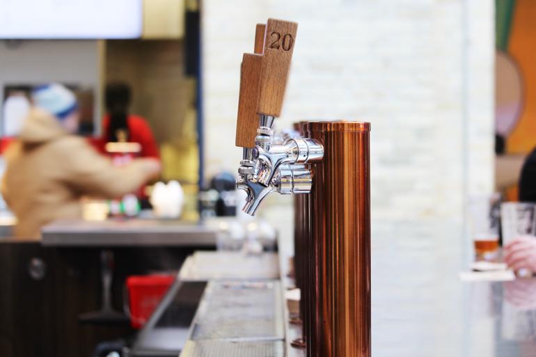 Craft Beer, Winnipeg, 300 Main Downtown Winnipeg Apartments