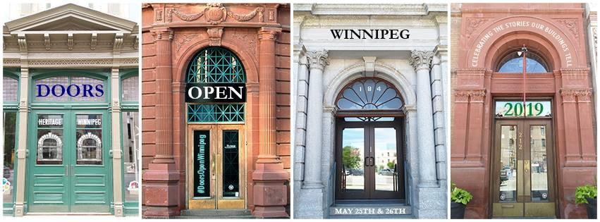 Doors Open Winnipeg, Downtown Winnipeg events, 300 Main Downtown Winnipeg Apartments