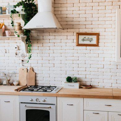 Small kitchen, Organizing Kitchen, 300 Main Apartments, Kitchen Interiors, Kitchen Clutter