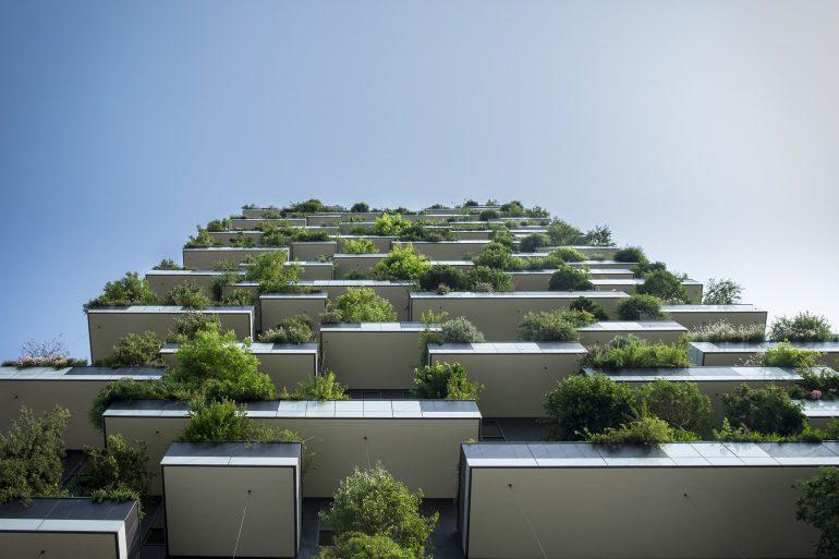 High-Density Housing, Environmental Benefits of Buildings, High Rise, 300 Main Downtown Winnipeg Apartments, Apartment Buildings